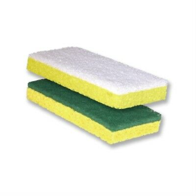 Sanico Light Duty Cellulose Scouring Sponge , 8/5/cs