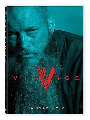 Vikings Season 4 Volume 2 DVD The Complete Fourth Season Viking FAST SHIPPING