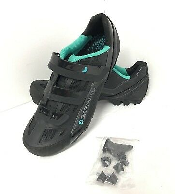 Black Louis Garneau Women/'s Sapphire 2018 Cycling Shoes Magenta
