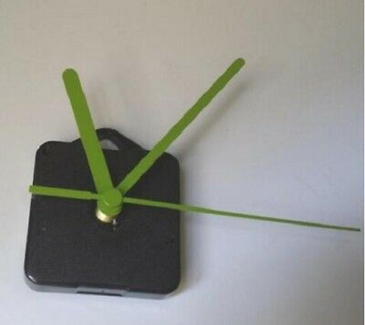 Silent Wall Clock Quartz Movement with Hook DIY (GreenHands) Sangtai 5168s/6168s