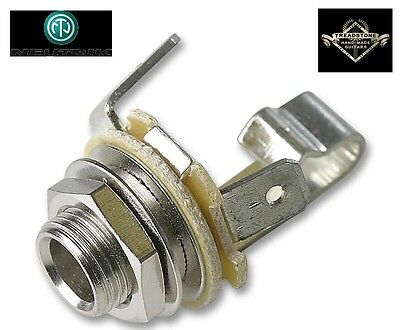 Neutrik 6.35mm 1/4 Inch Jack Socket Guitar Mono Heavy Duty Professional