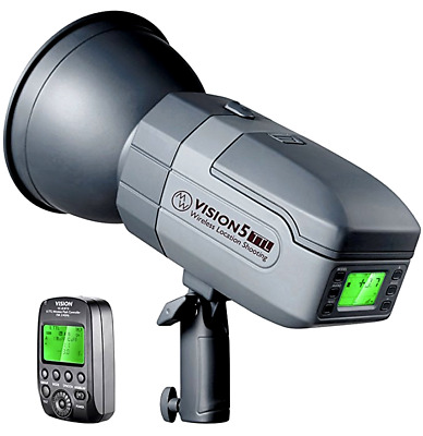 400W TTL HSS Outdoor Strobe Studio Flash for Canon 2.4G System with Wireless Tri