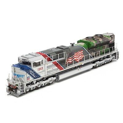 """ATHEARN G19430 UNION PACIFIC SD70ace """"SPIRIT OF UNION PACIFIC 1943 """" HO DCC RDY"""