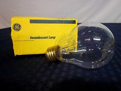 Lot of 6 GE FG2139-X10 Traffic Signal Incandescent Bulbs. 69w. 120v. NOS.
