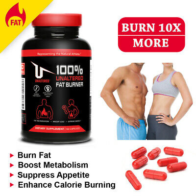 LOSE WEIGHT FAST - Best Thermogenic Fat Loss Diet Pills and Appetite Suppressant