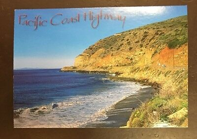 PACIFIC COAST HIGHWAY California T-shirt - Men S-4X - Gift PCH State