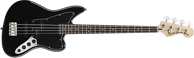 Fender 0328900506 Squire Vintage Modified Jaguar Bass - Black  -NEW !
