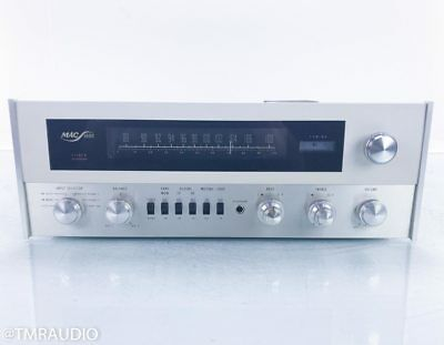 McIntosh MAC1500 Vintage Stereo Tube Receiver; Rare Condition