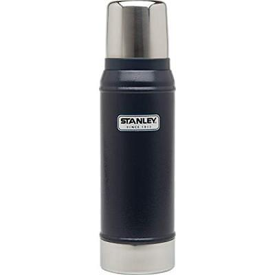 Stanley Classic Vacuum Bottle Thermosfles - 750 ml - RVS - Hammertone Navy