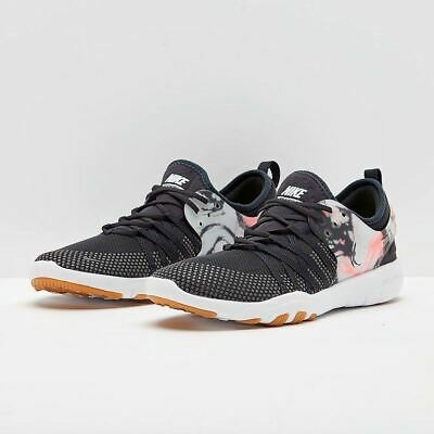 competitive price 216fd 10ca6 Nike Free TR 7 Womens Sizes Cross Training Shoes Anthracite Lava Glow  904651-006