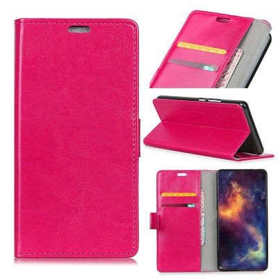 Casual Leather Flip Wallet Phone Cover Case For HUAWEI Honor Mate Samsung A7 A8