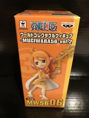 (Authentic) One Piece World Collectable Figure : Nami