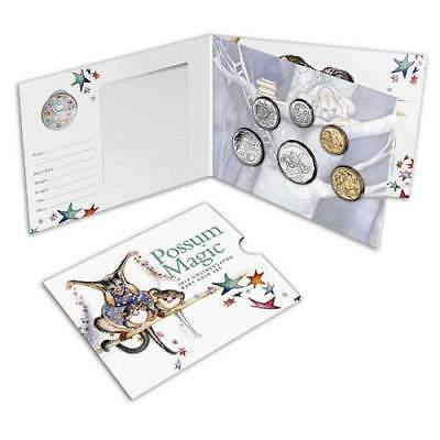 2019 Baby Six Coin Uncirculated Mint Year Set - Possum Magic