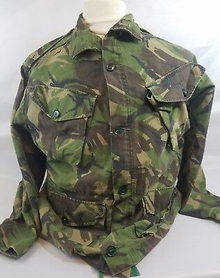 British Army Camo Cold Weather Jacket,Field,Combat Smock,DPM,Genuine Issue,Wood