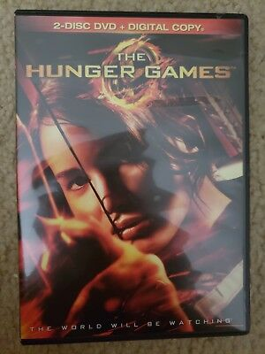 The Hunger Games DVD