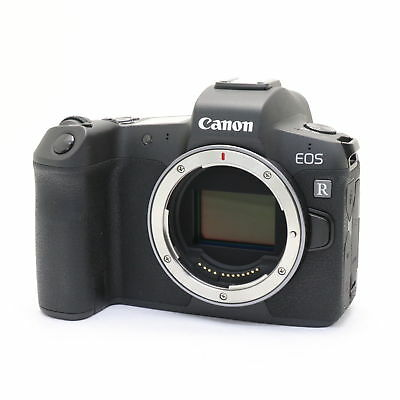 Canon EOS R Mirrorless Digital Camera Body 30.3MP Full-Frame -Near Mint- #99
