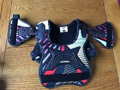 Youth Kids Acerbis Cub 2.0 L/XL Body Armour  Motocross