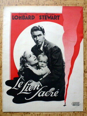 synopsis original, MADE FOR EACH OTHER, JAMES STEWART, CAROLE LOMBARD