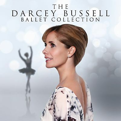 THE DARCEY BUSSELL BALLET COLLECTION BRAND NEW & SEALED 2x CD ALBUM  GIFT