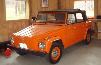 1974 Volkswagen Thing  1974 74 VW Volkswagen Thing