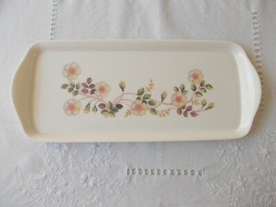 Marks ans Spencer Autumn Leaves melamine tray