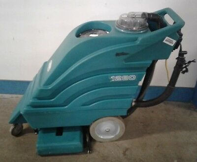 Tennant 1280 Walk Behind Commercial Carpet Cleaner/Extractor