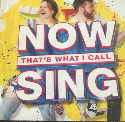 Now That's What I Call Sing - Various Artists (Album) [CD] New Sealed