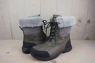 0574ebe7a0d UGG BUTTE METAL Sheepskin Lined All Weather Boot Mens Us 8 Nib