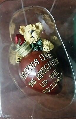 The Boyds Collection 2005 Holiday Ornament Style 257700