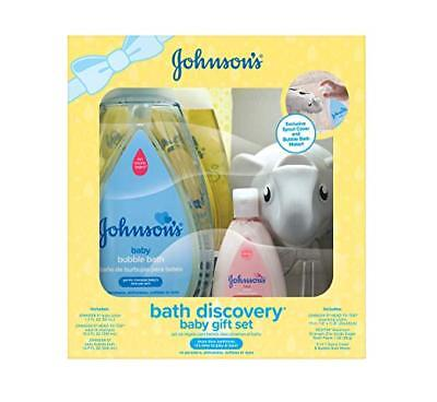 Johnson's Bath Discovery Baby Gift Set - Baby Shower Gift