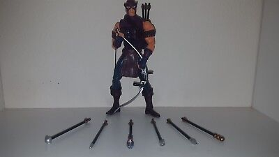 Marvel Legends Hawkeye Series VII 7 Toy Biz Action Figure