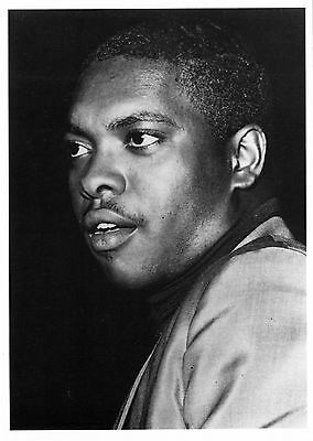 BOOKER T. JONES - Photo Postcard (4.25 x 6 in.) STAX Records house bandleader
