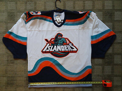 ebaea8bce Vintage New York Islanders Authentic CCM Fisherman NHL Jersey 52 NWT Hockey  XL