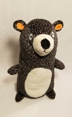 Target 16 Pillowfort Forest Bear Throw Pillow Plush Stuffed Animal