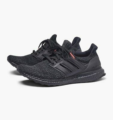 8178fe63a ADIDAS ULTRA BOOST Clima size 10.5 Red Black Chrome MiAdidas 1 Of 1 ...