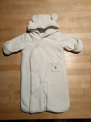 c920abf5d ZARA BABY BUNTING size 3 month -  6.75