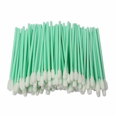 "3.7"" 100pcs Small Foam Tip Cleaning Swabs Sponge Stick for Inkjet Printer"
