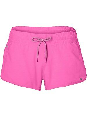 9602c2f44c184 SHORT DE BAIN Femme ONeill Essential Shocking Rose - EUR 39,95 ...