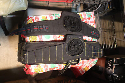 Lot of 2 - RIT Rescue & Escape Systems Firefighter Belt
