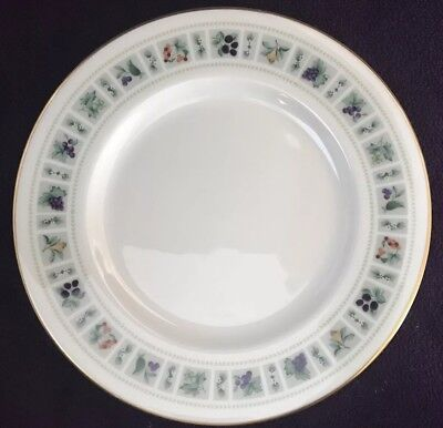 "ROYAL DOULTON ""Tapestry"" China 8"" Diameter Side Plate (6 Available)"