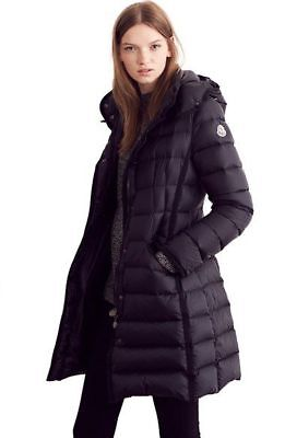 fb647d126401 MONCLER JOINVILLE Water Resistant Down Puffer Coat Jacket Size 0 ...