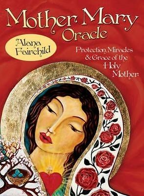 Mother Mary Oracle Cards by Alana Fairchild