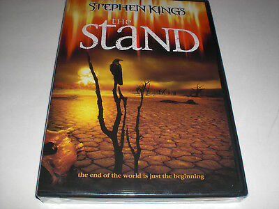 Stephen King's The Stand [2 Discs] DVD Region 1 - New