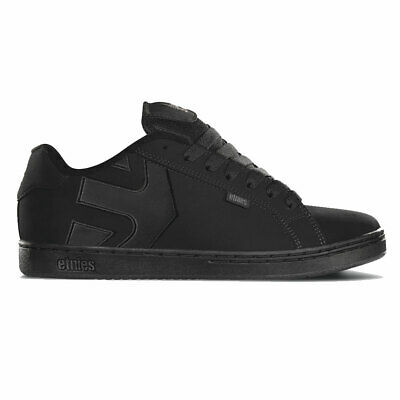 Etnies Men's Fader Low Top Shoes Black Dirty Wash  Lo board Sneaker Clothing App