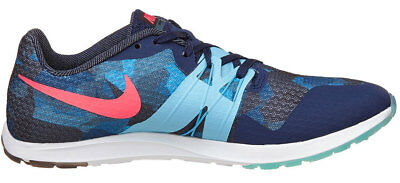 premium selection 7d6c3 c9082 Nike Zoom Rival Waffle Spikeless Track Shoes Women s Size 8 bag Blue  904719-406