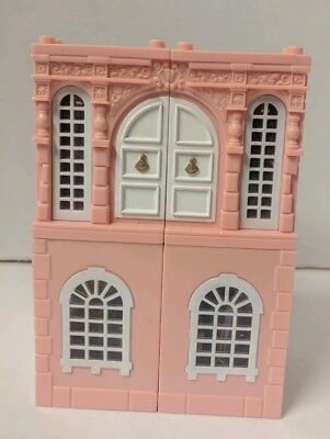 Bluebird 1999 Polly Pocket Dream Builder Mansion Stackable 1st Floor And Bedroom