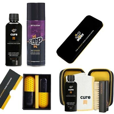 Crep Protect 5 Combinations of Shoe Cleaners (Combo) Sneaker Kicks Shoe Care