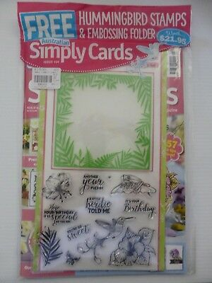 Australian Simply Cards Magazine Issue 104