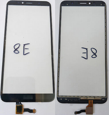 """OEM Outer Glass Touch Screen For Huawei Y6 Prime (2018) ATU-L30 L31 L42 5.7"""" +3M"""