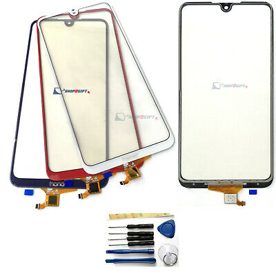 OEM Outer Glass Touch Screen Digitizer For Huawei Honor 8X Max ARE-AL10 AL29 +3M